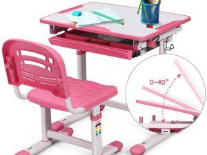 bureau enfant hauteur réglable